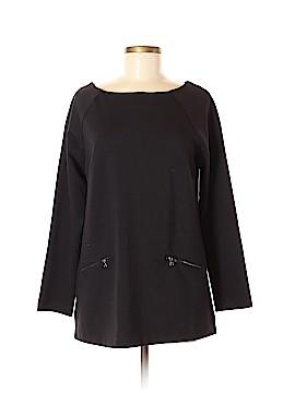 Ellen Tracy Long Sleeve Top Size M