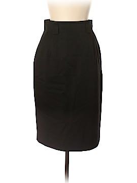 Louis Feraud Wool Skirt Size 10
