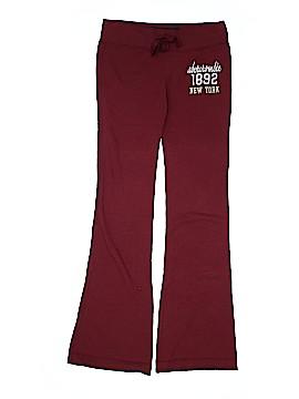 Abercrombie Fleece Pants Size S (Youth)