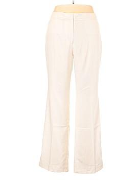 White House Black Market Dress Pants Size 16