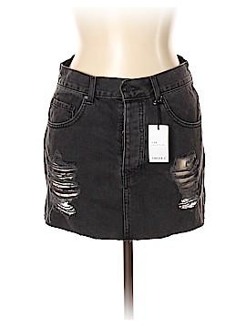 Forever 21 Denim Skirt 30 Waist