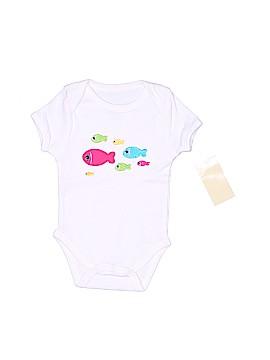 Leveret Short Sleeve Onesie Size 0-3 mo