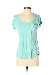 Banana Republic Women Short Sleeve T-Shirt Size S