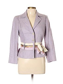 Carolina Herrera Silk Blazer Size 10