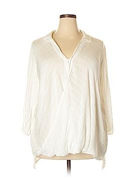 Dex 3/4 Sleeve Blouse Size 3X (Plus)