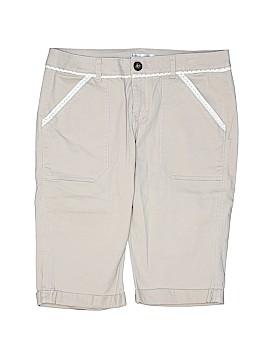De Collection Khaki Shorts Size 10