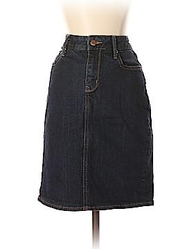Gap Denim Skirt 28 Waist