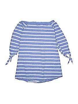 BLVD 3/4 Sleeve Blouse Size M
