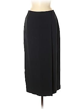 Liz Claiborne Silk Skirt Size 8