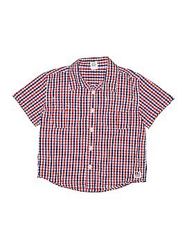 Baby Gap Short Sleeve Button-Down Shirt Size 5