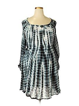 Cute Options Casual Dress Size 2X (Plus)
