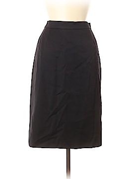 Escada by Margaretha Ley Wool Skirt Size 40 (FR)