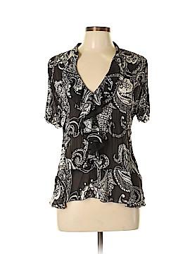 Bethany Short Sleeve Blouse Size XL