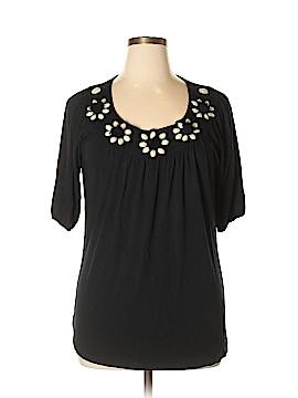 U-Knit Short Sleeve Top Size XL