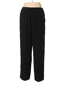 Leslie Fay Casual Pants Size 18 (Plus)