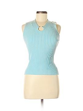 Jamie Sadock Sleeveless Silk Top Size M