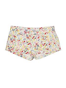 Moto Denim Shorts Size 8