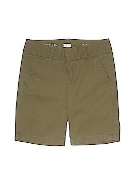J. Crew Factory Store Khaki Shorts Size 00