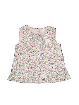 Baby Gap Sleeveless Blouse Size 4 YEARS