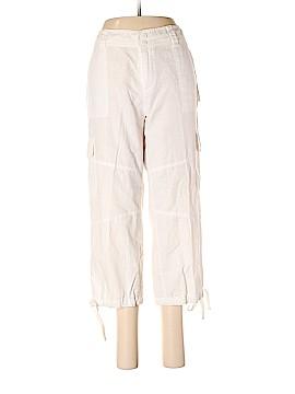 Chaps Linen Pants Size 10