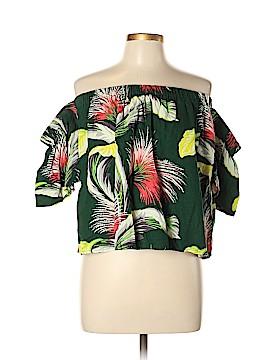 ASOS Short Sleeve Blouse Size 10