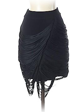 Yigal Azrouël New York Wool Skirt Size S