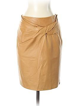 3.1 Phillip Lim Leather Skirt Size 4