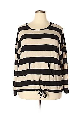 Kensie Sweatshirt Size XXL