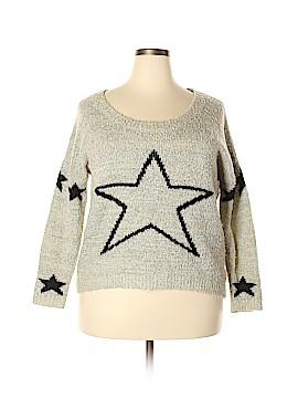 Rhapsody Pullover Sweater Size L