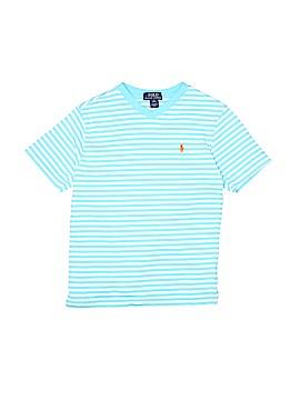 Polo by Ralph Lauren Short Sleeve T-Shirt Size 10 - 12