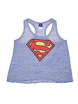 Superman Tank Top Size XXL