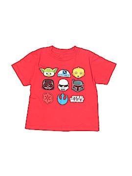 Star Wars Short Sleeve T-Shirt Size 4T