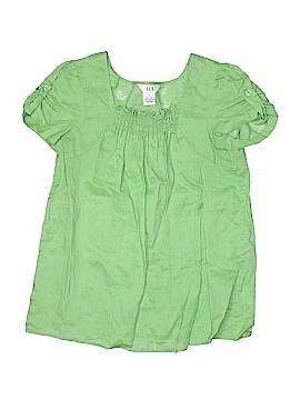 S.L.B. Short Sleeve Blouse Size S