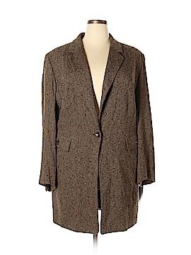 Dana Buchman Wool Coat Size 24 (Plus)