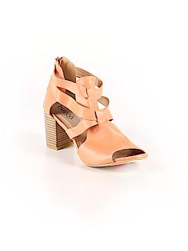 Bucco Heels Size 8 1/2