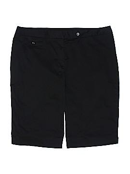 Jones New York Signature Khaki Shorts Size 16