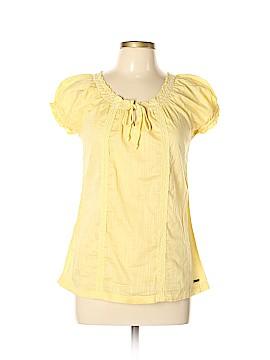 Hang Ten Short Sleeve Blouse Size L