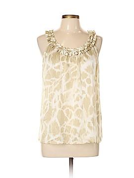 MICHAEL Michael Kors Sleeveless Silk Top Size 12