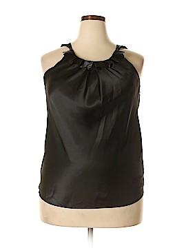 New York & Company Sleeveless Blouse Size 14