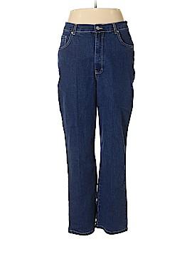 St. John's Bay Jeans Size 18 (Plus)