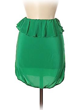 Amanda Uprichard Silk Skirt Size M