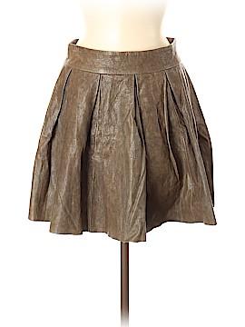 Alice + olivia Leather Skirt Size 6