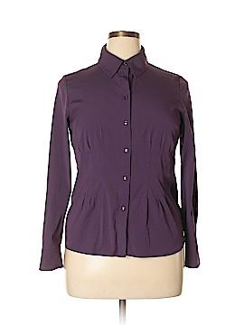 Como Long Sleeve Blouse Size L