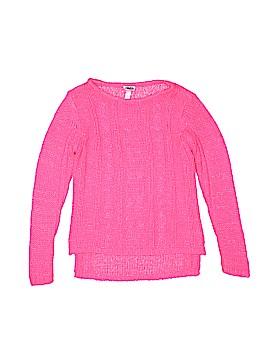 Cherry Stix Pullover Sweater Size 10 - 12