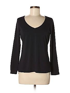 Lands' End Long Sleeve T-Shirt Size M (Petite)