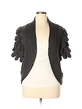 Trina Turk Wool Cardigan Size L