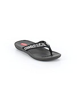 Okabashi Flip Flops Size 7