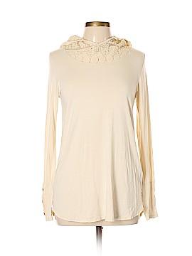 Pink Blush Long Sleeve Top Size L