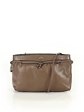 Etienne Aigner Leather Shoulder Bag One Size