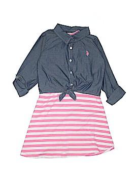 U.S. Polo Assn. Dress Size 10